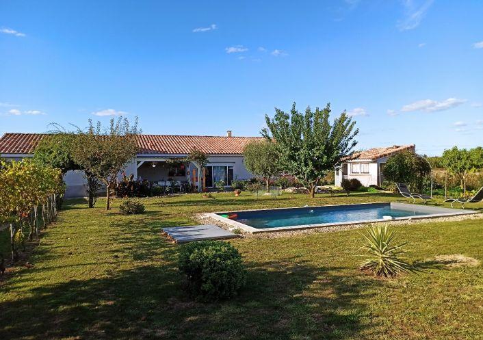 A vendre Maison Castelsarrasin | Réf 820024949 - Escal'immo charme & caractère