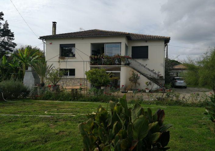 A vendre Maison Saint Nicolas De La Grave | Réf 820024998 - Escal'immo charme & caractère