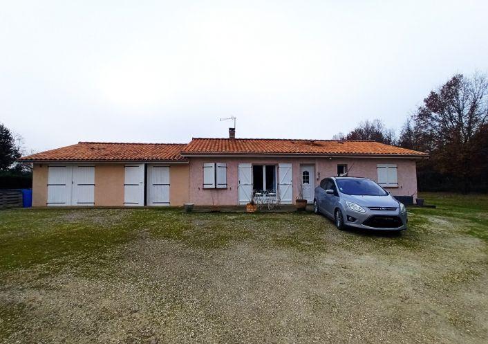 A vendre Maison Castelsarrasin   Réf 820025085 - Escal'immo charme & caractère