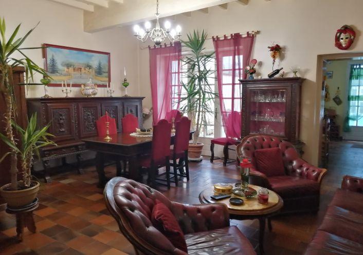 A vendre Maison de ville Saint Nicolas De La Grave | Réf 820025106 - Escal'immo charme & caractère