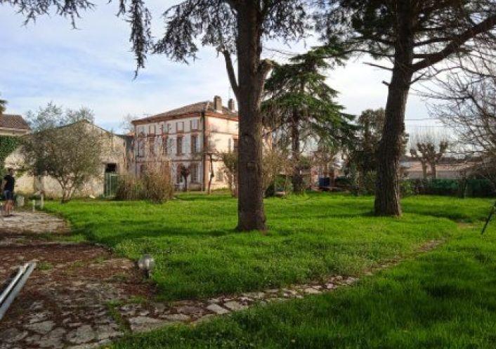 A vendre Maison bourgeoise Castelsarrasin | Réf 820025122 - Escal'immo charme & caractère