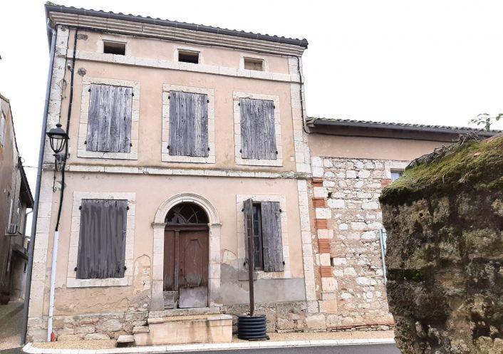 A vendre Maison Auvillar | Réf 820025161 - Escal'immo charme & caractère