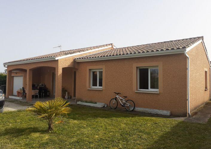 A vendre Maison Montbeton   Réf 820025203 - Escal'immo charme & caractère