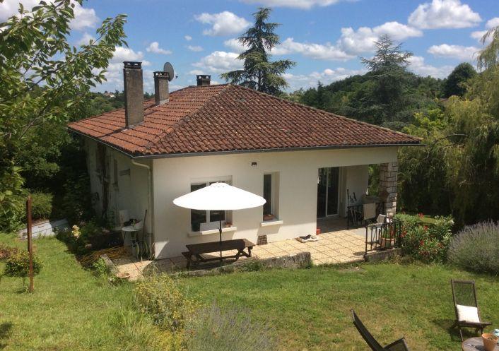 A vendre Maison individuelle Moissac   Réf 820025282 - Escal'immo charme & caractère