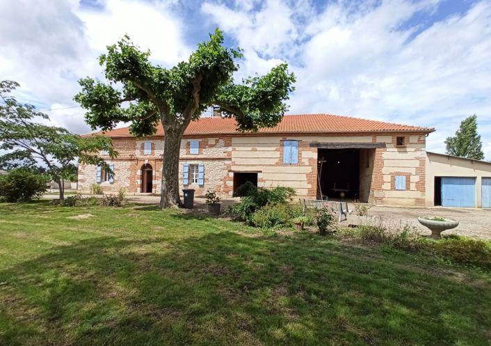 A vendre Maison Saint Nicolas De La Grave | Réf 820025293 - Escal'immo charme & caractère