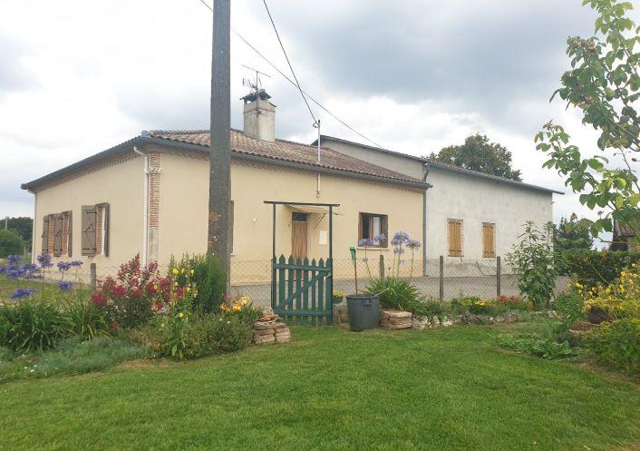 A vendre Maison Montesquieu | Réf 820025298 - Escal'immo charme & caractère