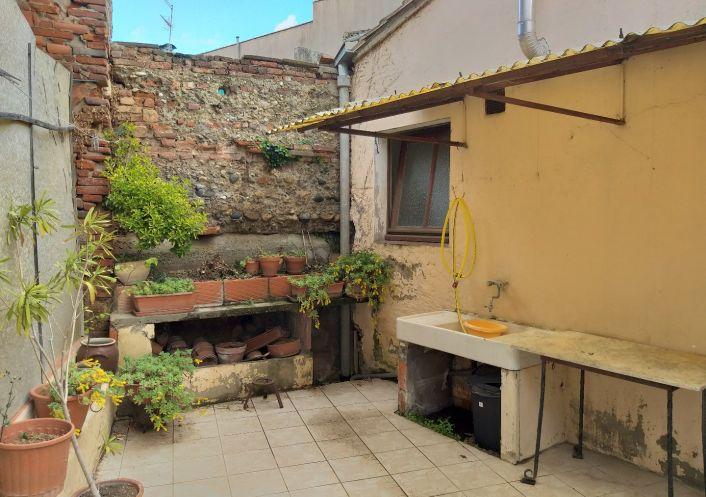A vendre Maison de ville Castelsarrasin | Réf 820025305 - Escal'immo charme & caractère