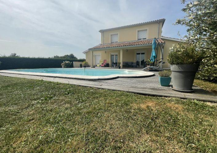 A vendre Maison rénovée Castelsarrasin | Réf 820025371 - Escal'immo charme & caractère