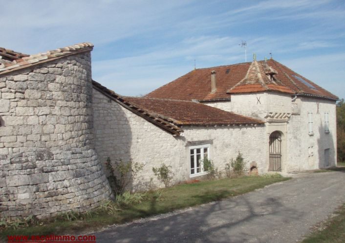 A vendre Montaigu De Quercy 820034300 Escal'immo charme & caractère