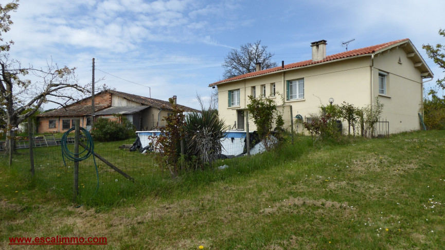 A vendre Saint Paul D'espis 820034348 Escal'immo