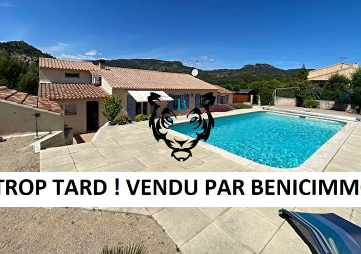 A vendre Maison Roquebrune Sur Argens | R�f 830214107 - Benicimmo