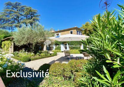 A vendre Propriété Oppede | Réf 840101080 - Provence home