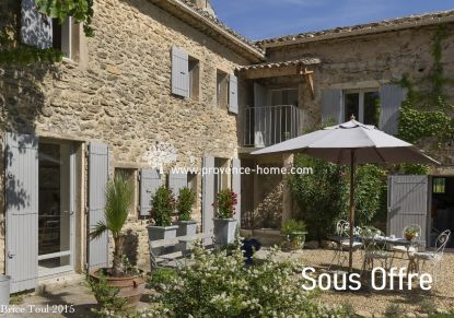 For sale Mas Oppede | R�f 840101415 - Provence home