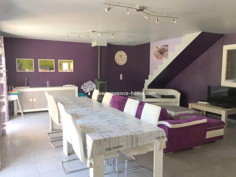 A vendre  Saint Saturnin Les Apt   Réf 840101670 - Provence home