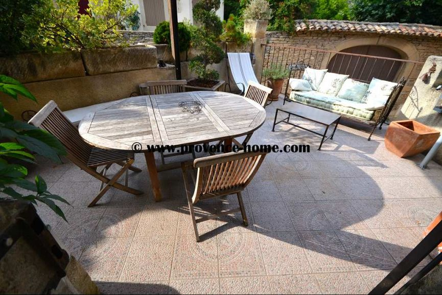 Vente maison de village gordes paca vaucluse 84220 n for At home architecture 84220 gordes