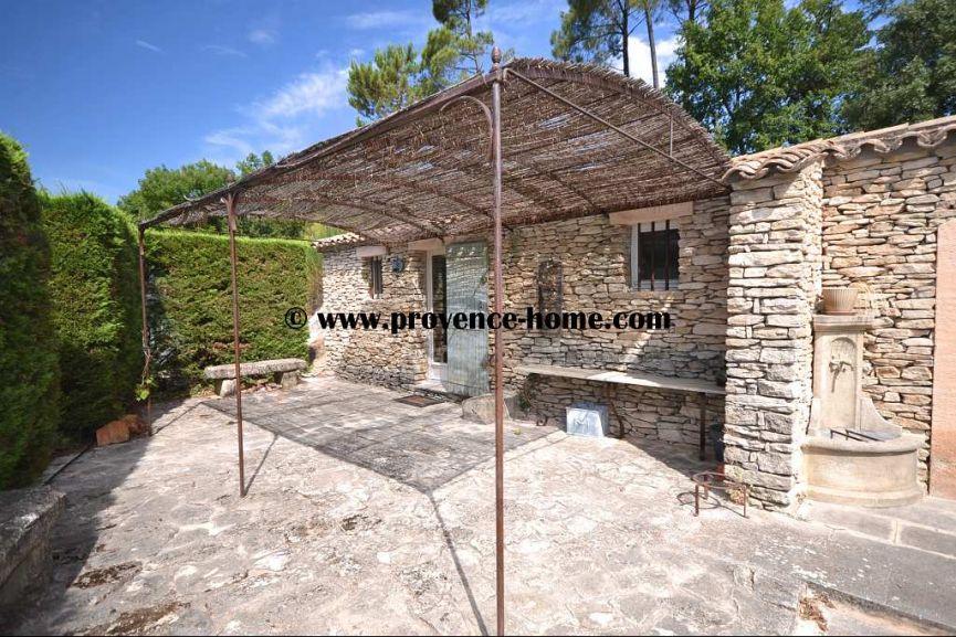 Vente maison en pierre gordes paca vaucluse 84220 n for Achat maison gordes