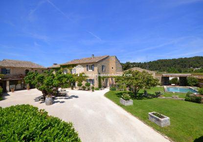 A vendre Mas Menerbes | Réf 84010347 - Provence home