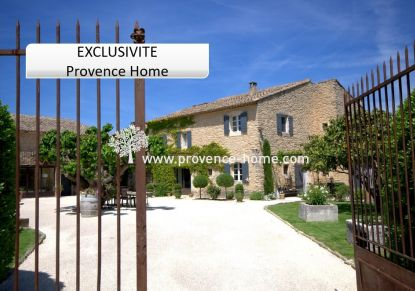 For sale Menerbes 84010347 Provence home