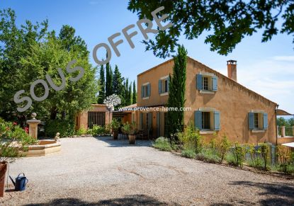 A vendre Propriété Saint Saturnin Les Apt | Réf 84010998 - Provence home