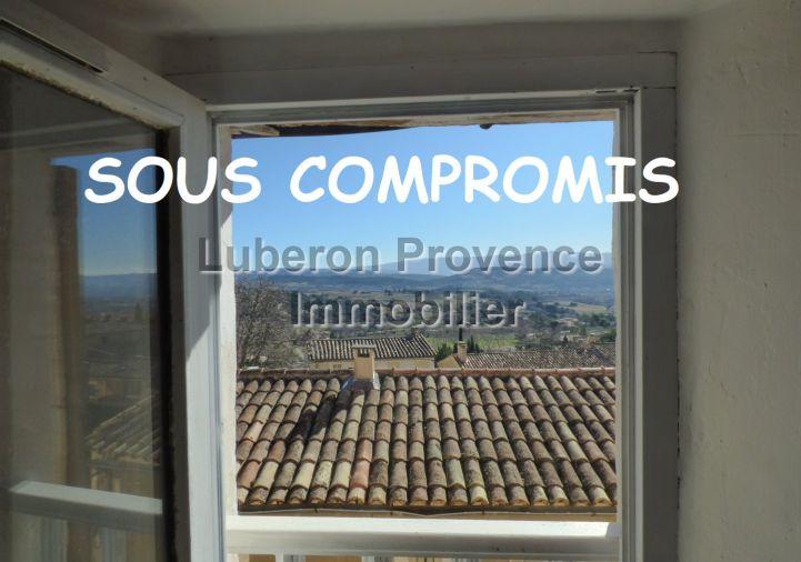 For sale Maison de village Saint Saturnin Les Apt | R�f 840121187 - Luberon provence immobilier