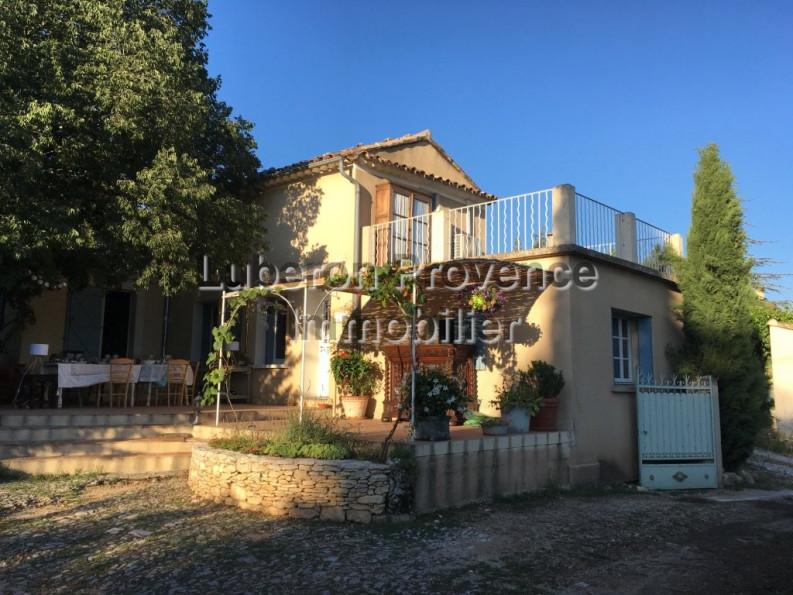 For sale  Saint Saturnin Les Apt | Réf 840121218 - Luberon provence immobilier