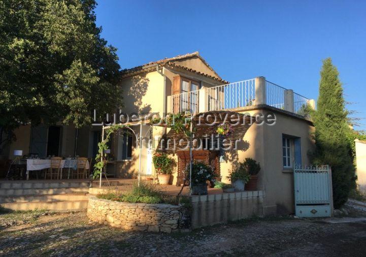 A vendre Saint Saturnin Les Apt 840121218 Luberon provence immobilier