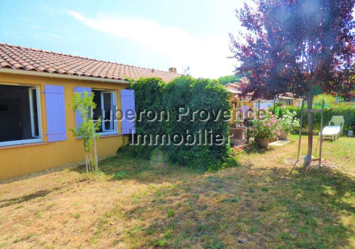 A vendre Apt 840121222 Luberon provence immobilier