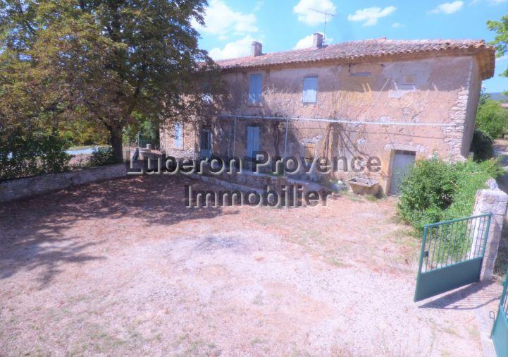 A vendre Mas Saint Saturnin Les Apt | Réf 840121227 - Luberon provence immobilier