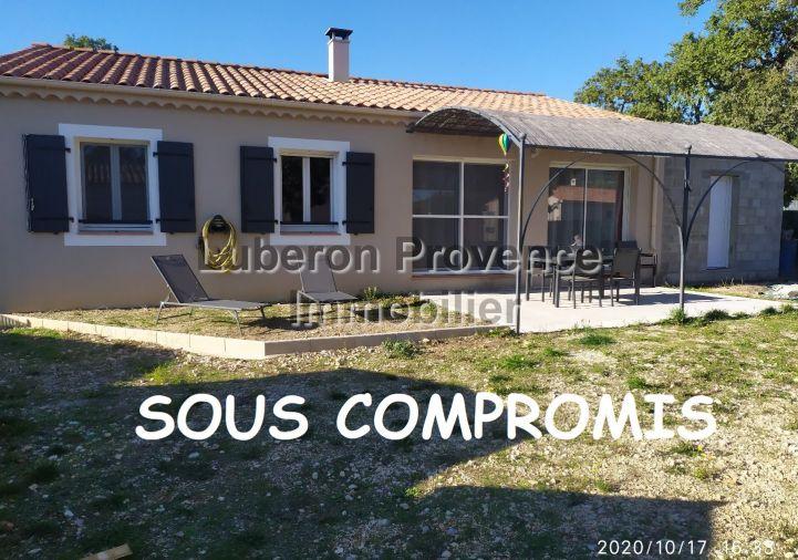 A vendre Saint Saturnin Les Apt 840121244 Luberon provence immobilier