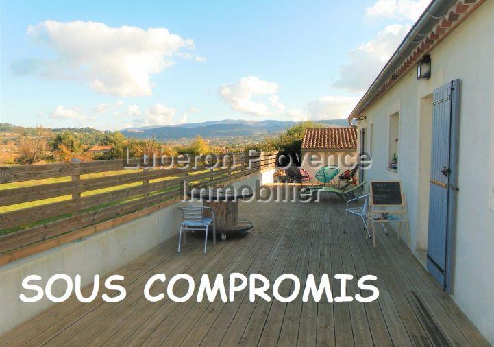 A vendre Maison Gargas | Réf 840121248 - Luberon provence immobilier