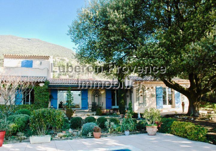 A vendre Maison Rustrel | Réf 840121256 - Luberon provence immobilier