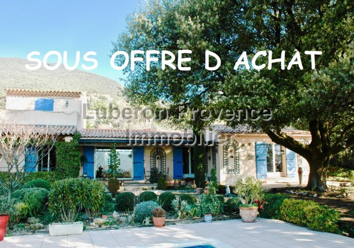 For sale Maison Rustrel | R�f 840121256 - Luberon provence immobilier