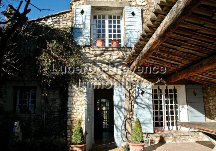 A vendre Maison de village Rustrel | Réf 840121262 - Luberon provence immobilier