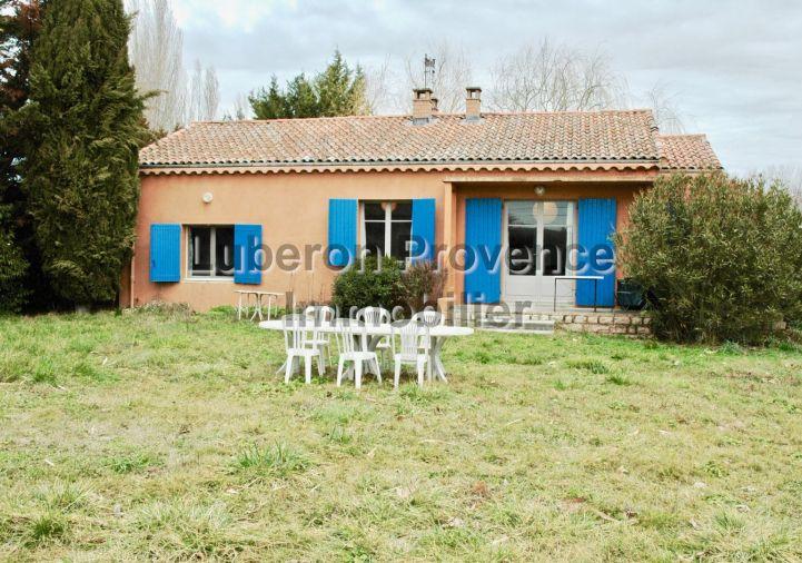 A vendre Maison Roussillon | Réf 840121263 - Luberon provence immobilier