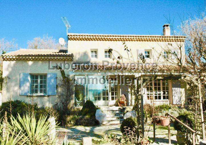 A vendre Maison Cabrieres D'avignon | Réf 840121266 - Luberon provence immobilier
