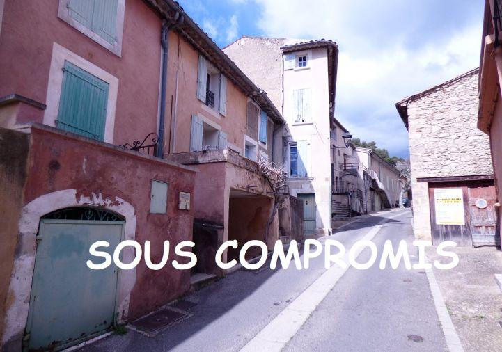 A vendre Maison de village Saint Saturnin Les Apt | Réf 840121268 - Luberon provence immobilier