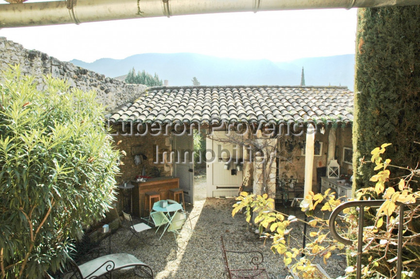 A vendre  Maubec   Réf 840121273 - Luberon provence immobilier