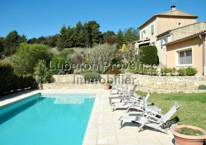 A vendre Maison Rustrel | Réf 840121275 - Luberon provence immobilier
