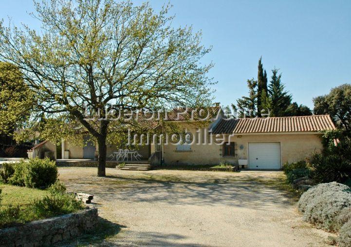 A vendre Maison Maubec | Réf 840121278 - Luberon provence immobilier