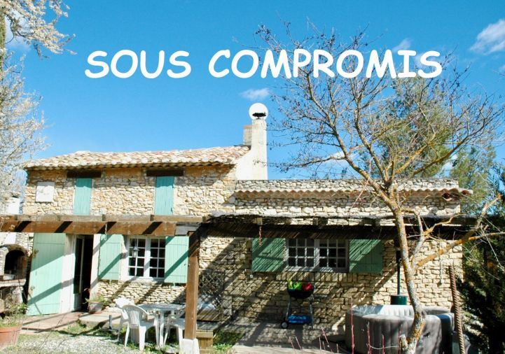 For sale Maison Gargas | R�f 840121281 - Luberon provence immobilier
