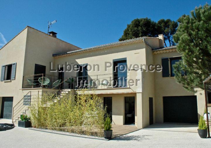 A vendre Maison contemporaine Roussillon | Réf 840121283 - Luberon provence immobilier