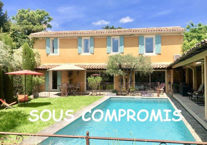 A vendre Maison de village Apt   Réf 840121284 - Luberon provence immobilier