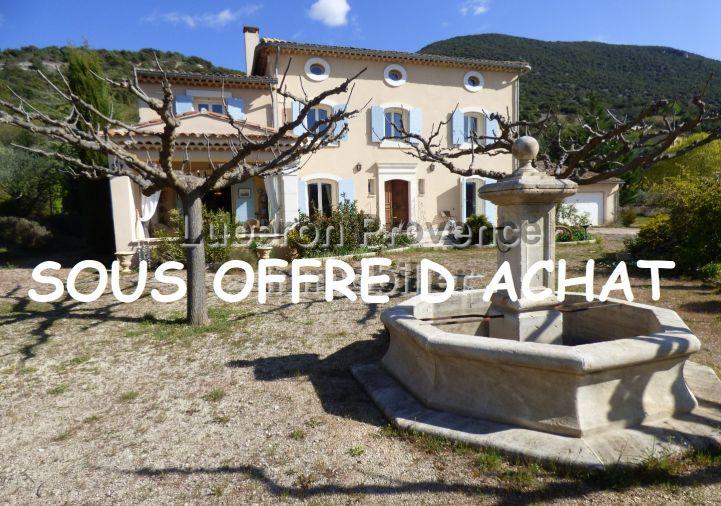 A vendre Maison Rustrel | Réf 840121286 - Luberon provence immobilier