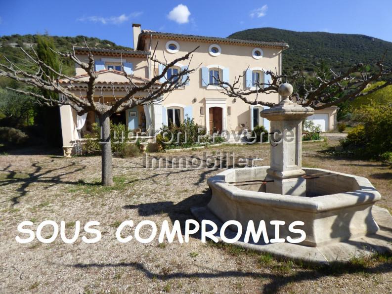 A vendre  Rustrel   Réf 840121286 - Luberon provence immobilier