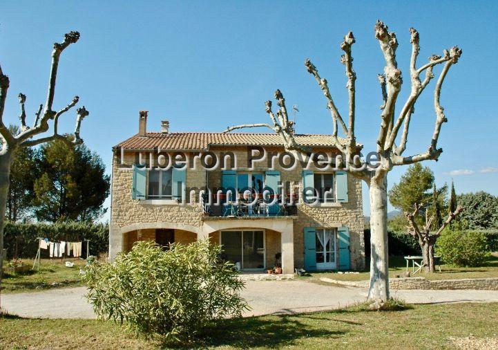 For sale Maison Maubec | R�f 840121287 - Luberon provence immobilier
