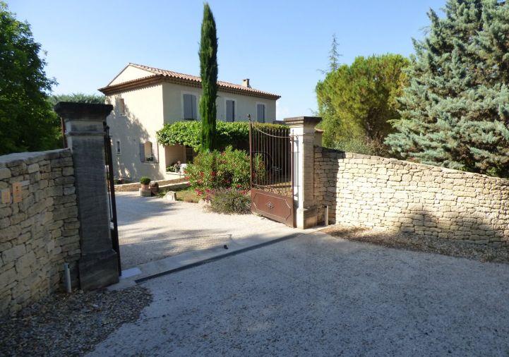 A vendre Villa Apt | Réf 840121290 - Luberon provence immobilier