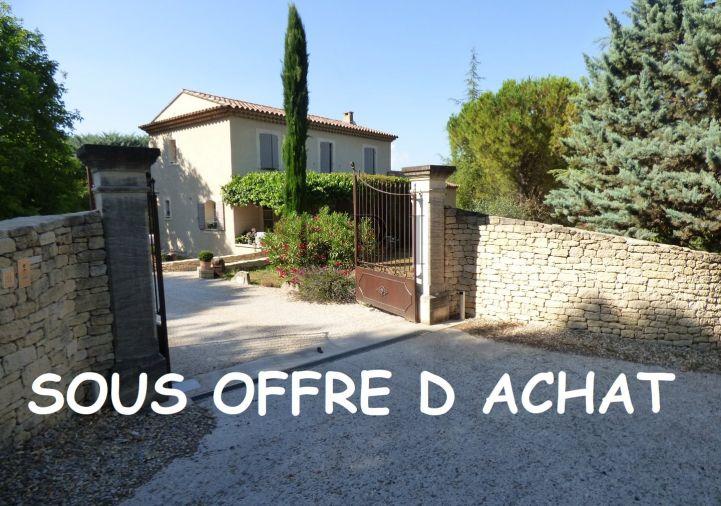 For sale Villa Apt | R�f 840121290 - Luberon provence immobilier