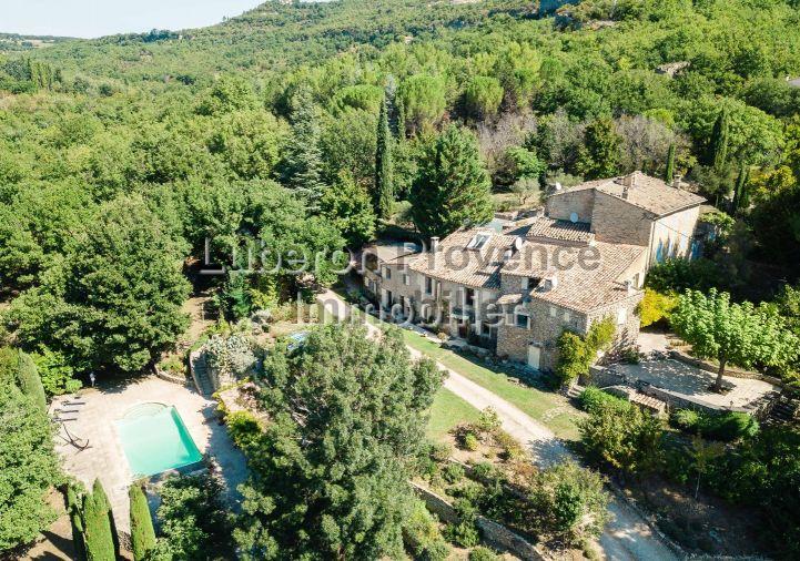 A vendre Mas Saint Martin De Castillon | Réf 840121291 - Luberon provence immobilier