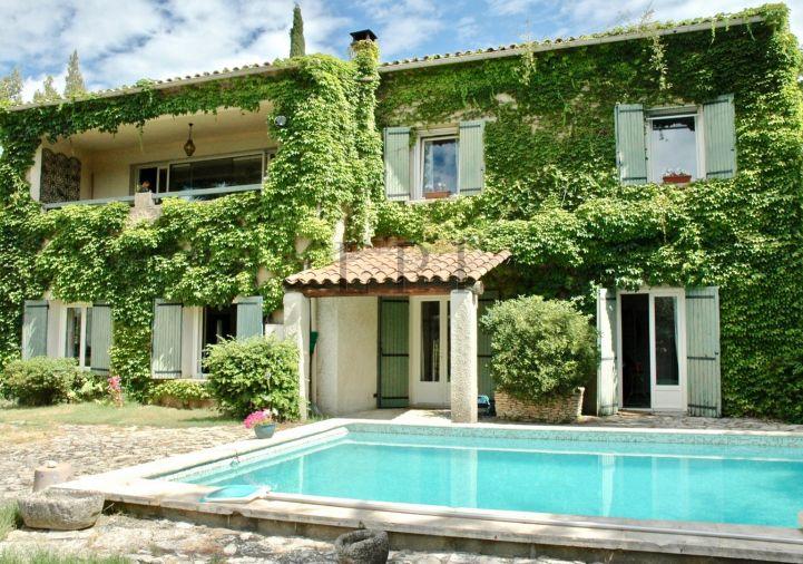 For sale Maison de caract�re Apt | R�f 840121299 - Luberon provence immobilier
