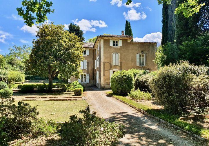 A vendre Manoir Saignon | Réf 840121304 - Luberon provence immobilier